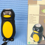 Pinguino pila