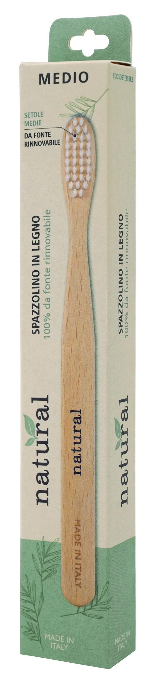 spazzolino legno di faggio