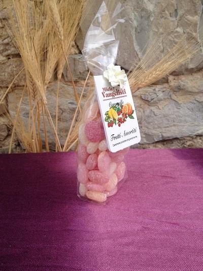 caramelle frutti assortiti